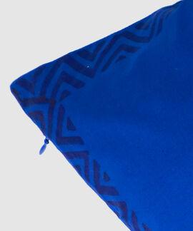 Classic Collection 2 Pieces Set 40 X40 Cms 100 % Cotton Chevron Cushion Cover